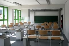 Sanierung NaWi Hans-Elm-Schule Sinntal Altengronau